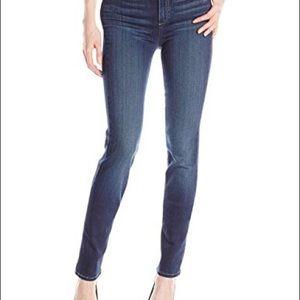 PAIGE Peg Stretch Skinny Jeans
